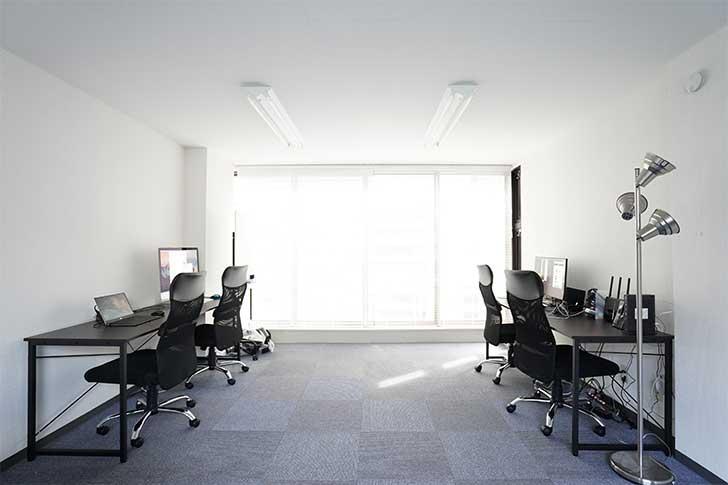 WEB制作会社ブリッジの高田馬場オフィス